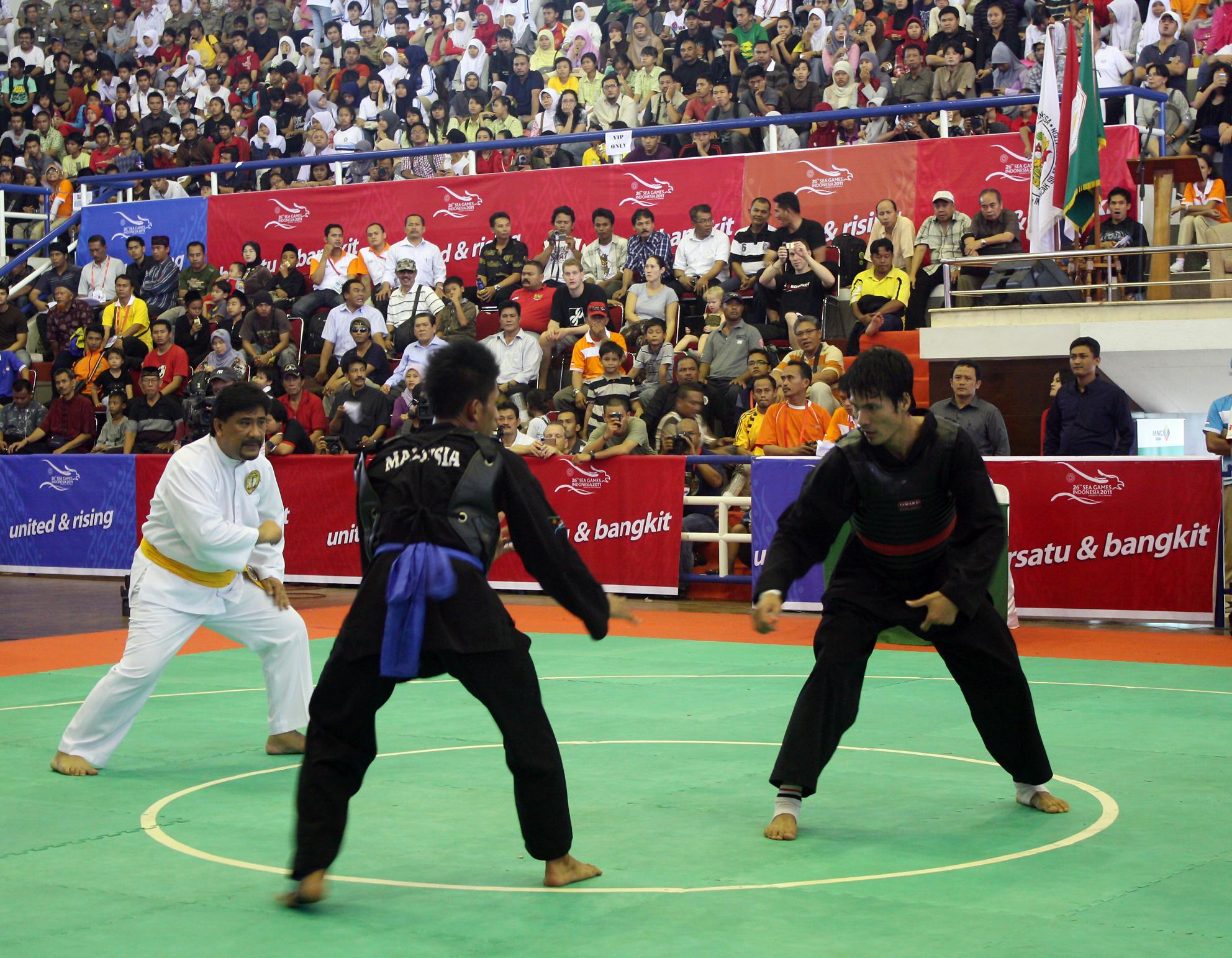 Berjaya di Asian Games, Berikut Manfaat Pencak Silat Bagi Kesehatan