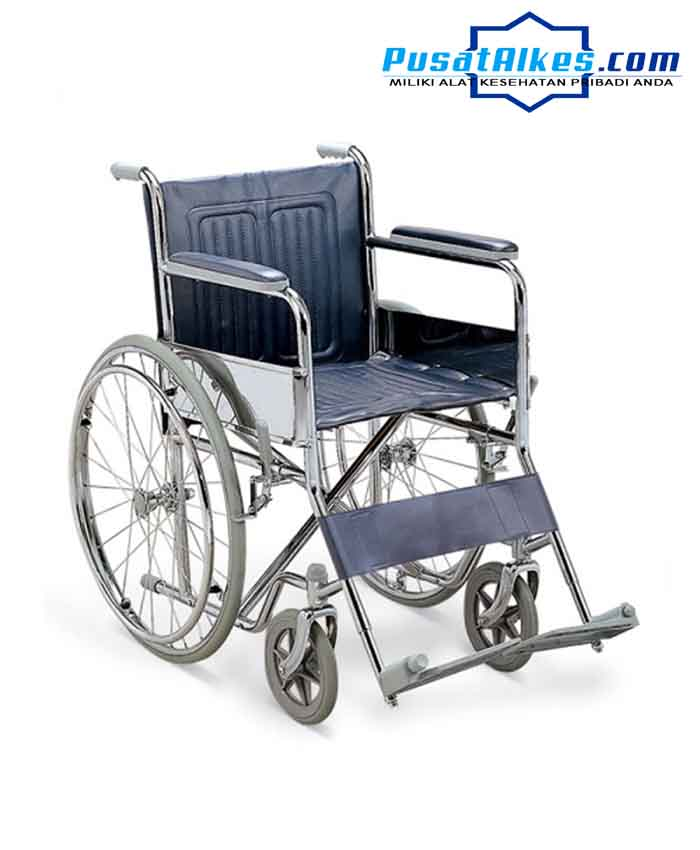 Kursi roda, Kursi roda baru, Jual Kursi roda, Jual Kursi roda surabaya, Kursi roda lipat, Kursi roda murah, Kursi roda murah surabaya, Kursi roda ringan, PusatAlkesCom, Kursi roda Sella, Kursi Roda Standart